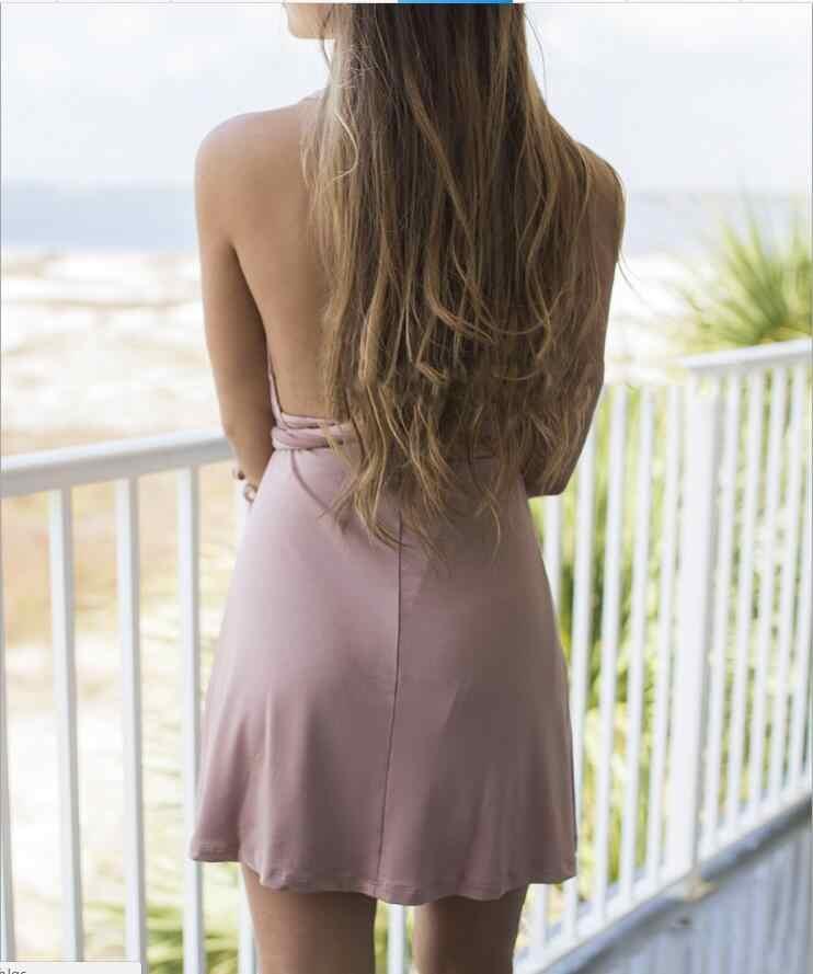 6dd8fd6f6f42 ... Sexy Club Dress Boutique Korean Short Mini Dress Flirty Multi Way Wrap  Convertible Infinity Swing Dresses ...