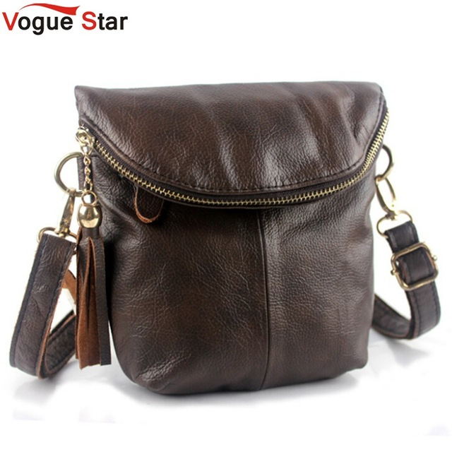 Vogue star de alta calidad mujeres del cuero genuino bolso de hombro mensajero de las mujeres bolsas femininas monederos y bolsos bolsa yb40-329