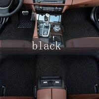 Пользовательские автомобильные коврики для Mitsubishi Все модели asx outlander lancer 10 pajero спортивный автомобиль аксессуары авто коврики
