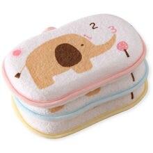 Подушка для купания младенцев щетки хлопок принадлежности для ванной опора для ванной полотенце для ванной губка для маленьких мальчиков и девочек