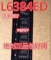 Бесплатная доставка 10 шт./лот L6384 L6384ED ЖК питания высокого напряжения полумостовой драйвер SOP-8 новый оригинальный