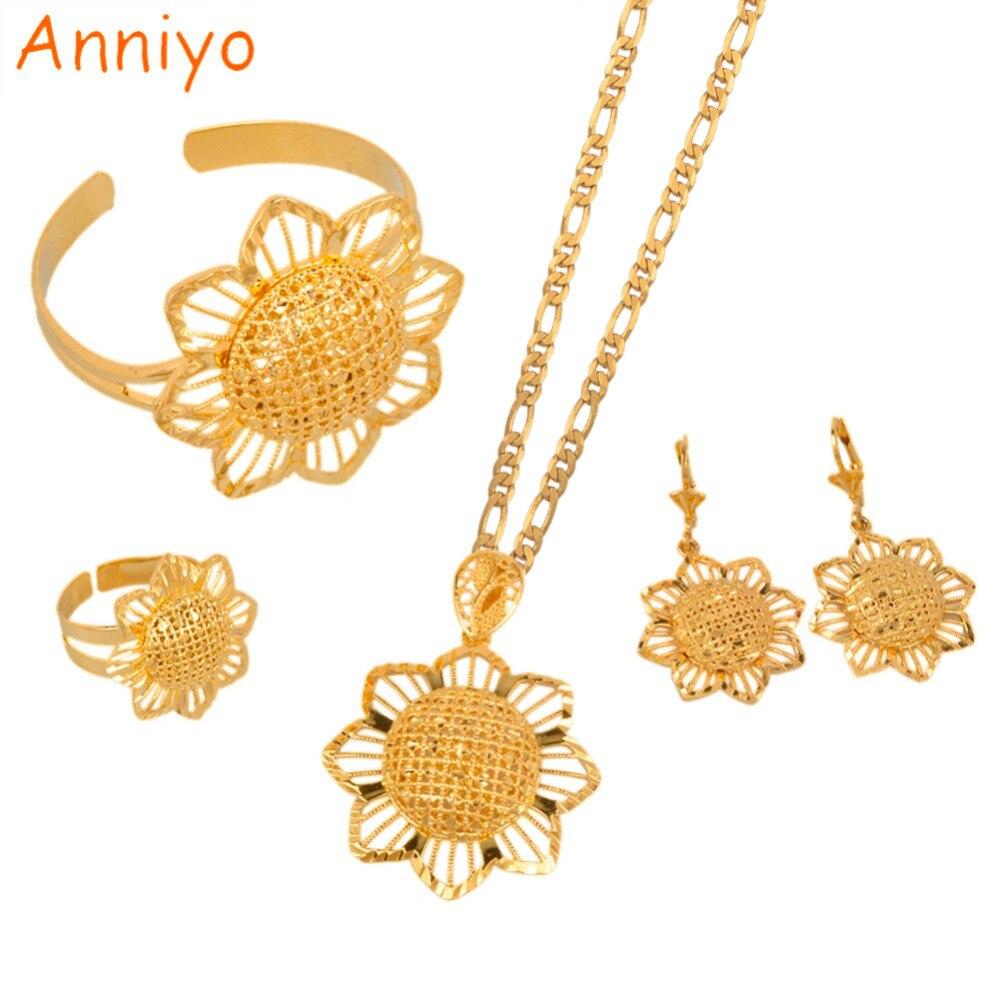Anniyo Saudi Arabia Jewelry Pendant