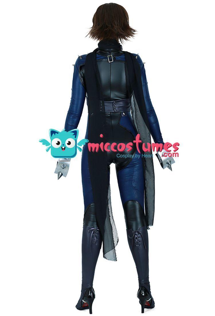 Persona 5 P5 Queen Makoto Niijima Outfit Costume Cosplay Uniform Halloween:A