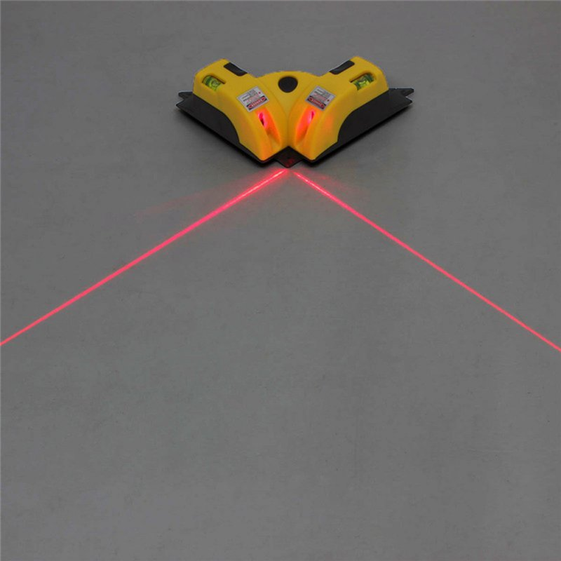 Home New Right Angle 90 Degrees Vertical Horizontal Laser Line Projection Tools LH88957 kapro laser level laser angle meter investment line instrument 90 degree laser vertical scribe 20 meters