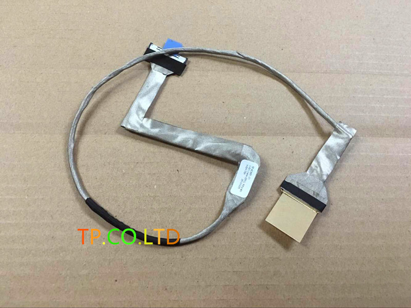 Genuine New Free Shipping For DELL Inspiron 1750 laptop lcd LVDS cable 50.4CN05.101 G600T 17.3""