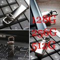 2016 HOT USB Flash Drives 128GB Pen Drive 256GB Pen drive Flash Memoria USB Stick 512GB 1TB 2TB U Disk Storage USB 2.0