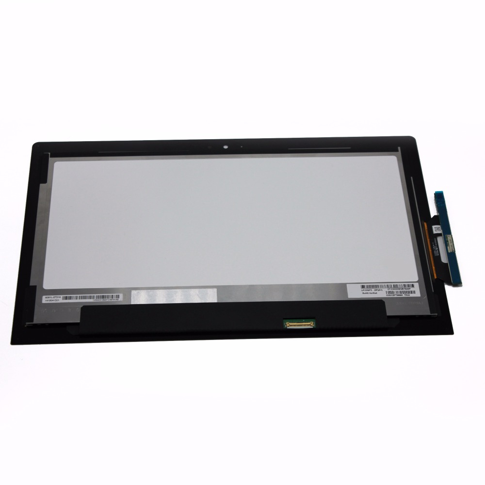 """13.3"""" For Toshiba Satellite P30W P35W LCD Display +Touch Screen Digitizer Assembly,LP133WF3.SPA1"""