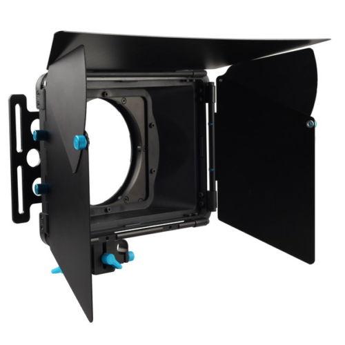 FOTGA DP3000 Pro Matte Box Зонт ж/пончики для 15 мм Rod DSLR Rig A7 A7S A7RIII A7SIII A6300 GH4 GH5 GH6S A6500 BMPCC красный FS7