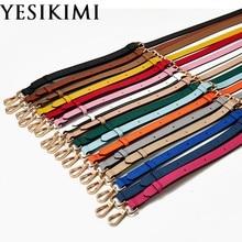 Натуральная кожа 105-125 см, регулируемые сменные ремешки через плечо 1,8 см, ширина сумки, аксессуары золотого и серебряного цвета, с перекрестным узором