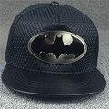 Snapback de La nueva Batman unique Sombrero Tapa Sombrero Gorra de Béisbol 2016 nueva hoja de hierro nuevo Batman M-60