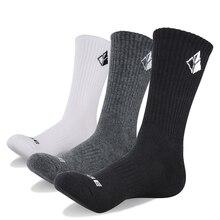 YUEDGE бренд 3 пары Высокое качество для мужчин Влагу Носки теплые спорт на открытом воздухе Multi Performance Прогулки Треккинг пеший Туризм Носки