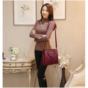 Image 5 - High capacity handbag For Women Luxury Brand Handbags Designer women bag over shoulder Crossbody Bags Sac a Main Ladies tote New