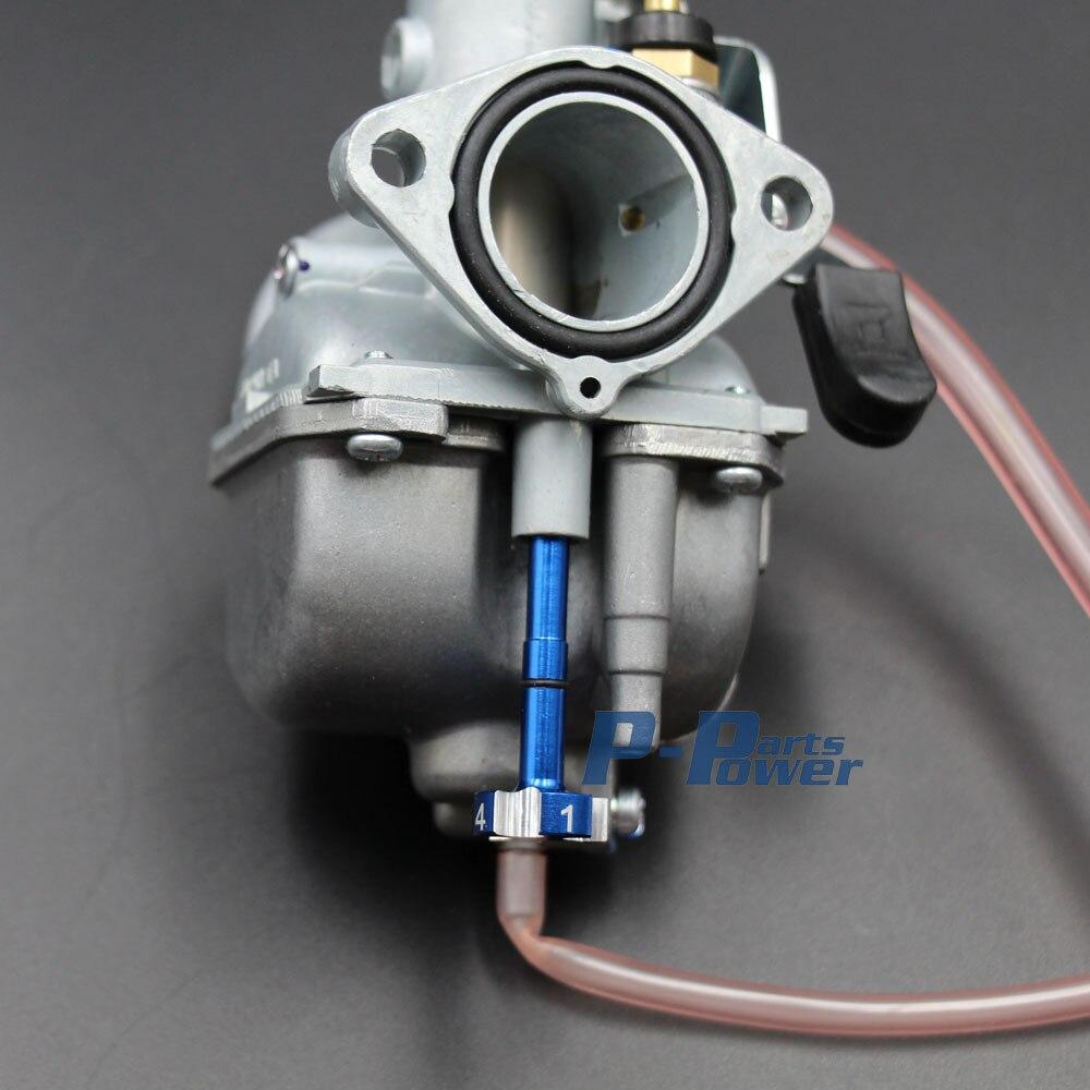 US $7 39 12% OFF|Adjust Air Fuel Mixture Screw Fits For HONDA KTM YAMAHA  SUZUKI Keihin FCR Carb Off Road DirtBike ATV MX-in Carburetor from