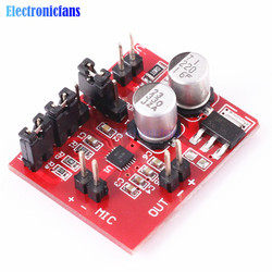 MAX9814 Electret Microphone Amplifier Board Module With AGC Function DC 3.6-12V