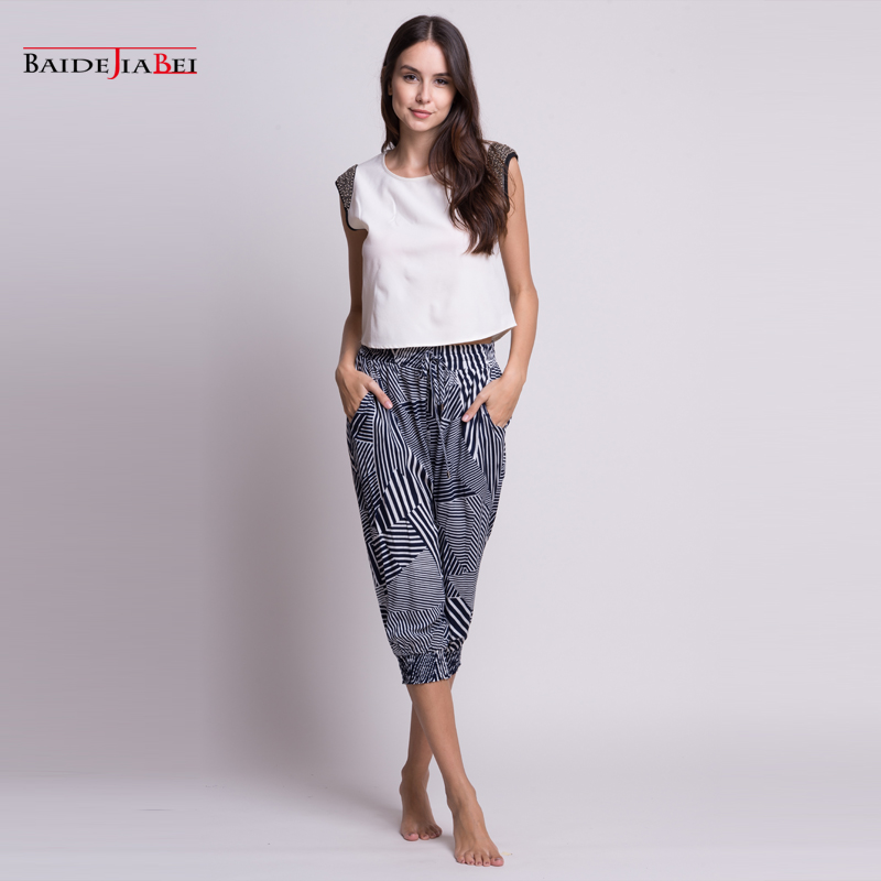 Compare Prices on Capri Pants for Short Women- Online Shopping/Buy ...
