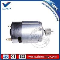 5pcs E320B 320B Excavator Throttle Motor Electric Motor  Accelerator