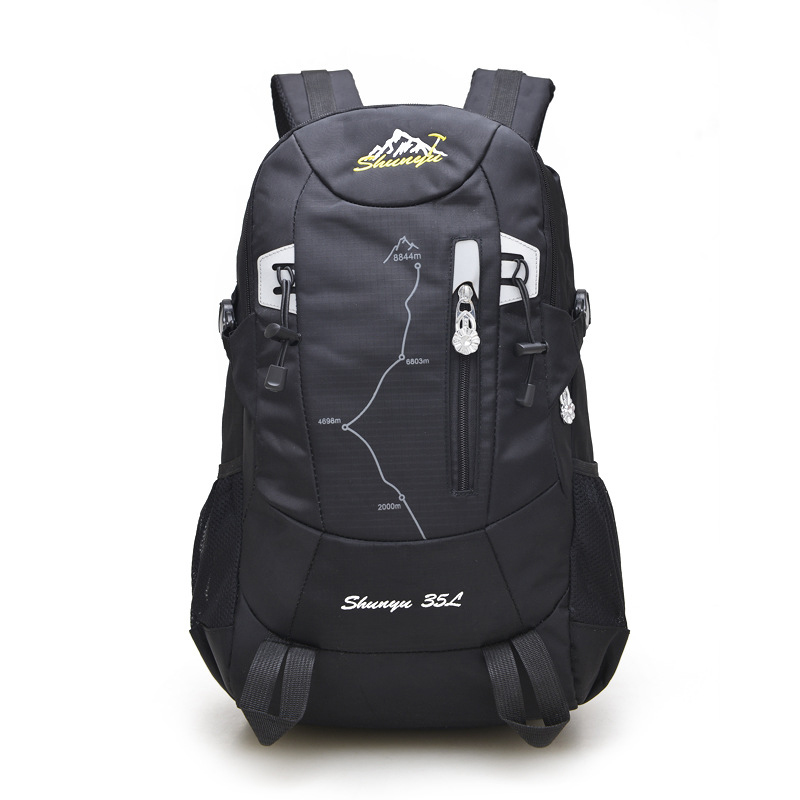 Free Shipping Mens Backpack Nylon Outdoor Backpack Hiking Bags Camping Sports Cycling mens travel bags