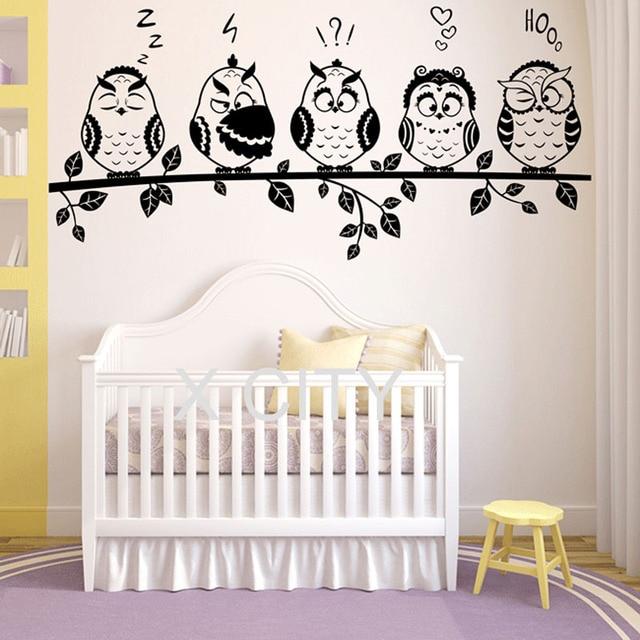 5 Panel Canvas Art Purple Dream Fairy Tale Castle Painting Modern Home Decorative Picture Drop Ship