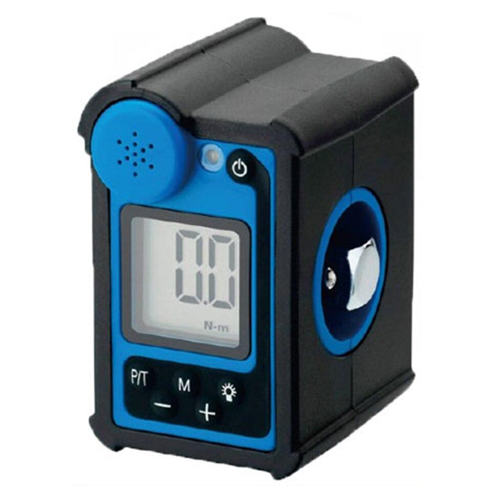 RM4-340AN Clé Dynamométrique Adaptateur 17-340NM 1/2 pouces Clé Outils Universal Couple-clé LED Rétro-Éclairage de Pointe Précision Numérique