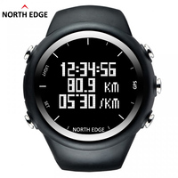 NORTH EDGE 2017 High Quality GPS Watch Outdoor Travel Sports Men Watches Run Calories Digital Watch Swimming Relogio Masculino