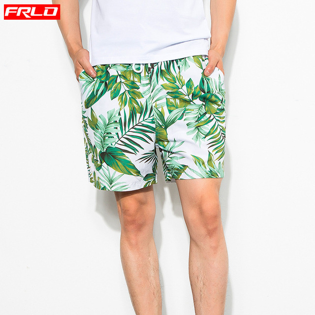 Beach Shorts Men Swimming Trunks Summer Breathable Quick Dry Swimsuit Surf Swim plus size Swimwear Polyester Men's Clothing