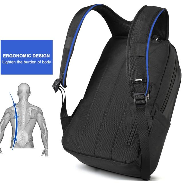 Tigernu College Backpack Bag Set 3