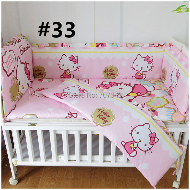 Very Soft And Most Comfortable Crib Bedding Sets Newborn Baby Bed Set Contain Per Cover Filler Sheet