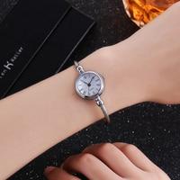 Top Luxury Brand Women Bracelet Watches Women Fashion Simple Quartz Wristwatch Ladies Watch Female Clock Montre Femme Horloges 2