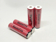 MasterFire 100% Original Sanyo Protected 18650 UR18650w2 3.7V 1500mah Rechargeable Battery Lithium Batteries with PCB