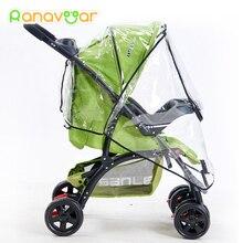 Baby Stroller Acessories Waterproof Rain Cover