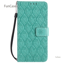 9127a508bfe Pure Color Vine Flip Case sFor Hoesje Sony XA1 PU Leather Bag Balr  Geometric Phone Accessory
