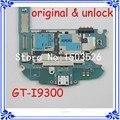 Buen trabajo i9300 motherboard mainboard original para samsung s3 gt-i9300 16 gb placa lógica tablero de función completa con android