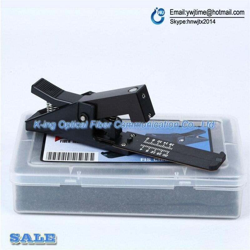 FIS Fiber Optic Field Cleaver FOFC-16C FIS-100A Mechanical type fiber optic cutting knife / outdoor optical fiber cutter