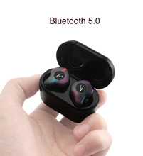 OKCSC X12 Bluetooth 5.0 Sport Earphones Waterproof IPX5 Wireless Headset with Mic Button Control Noise Cancelling Stereo Earbuds dacom l02 dual drivers neckband running bluetooth headphone 4 1 ipx5 waterproof stereo cvc noise cancelling wireless earphones