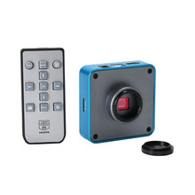 34MP 1080P Digital Video HDMI Microscope Camera C-mount Lens for PCB Soldering Repair Dual Display Output цены онлайн