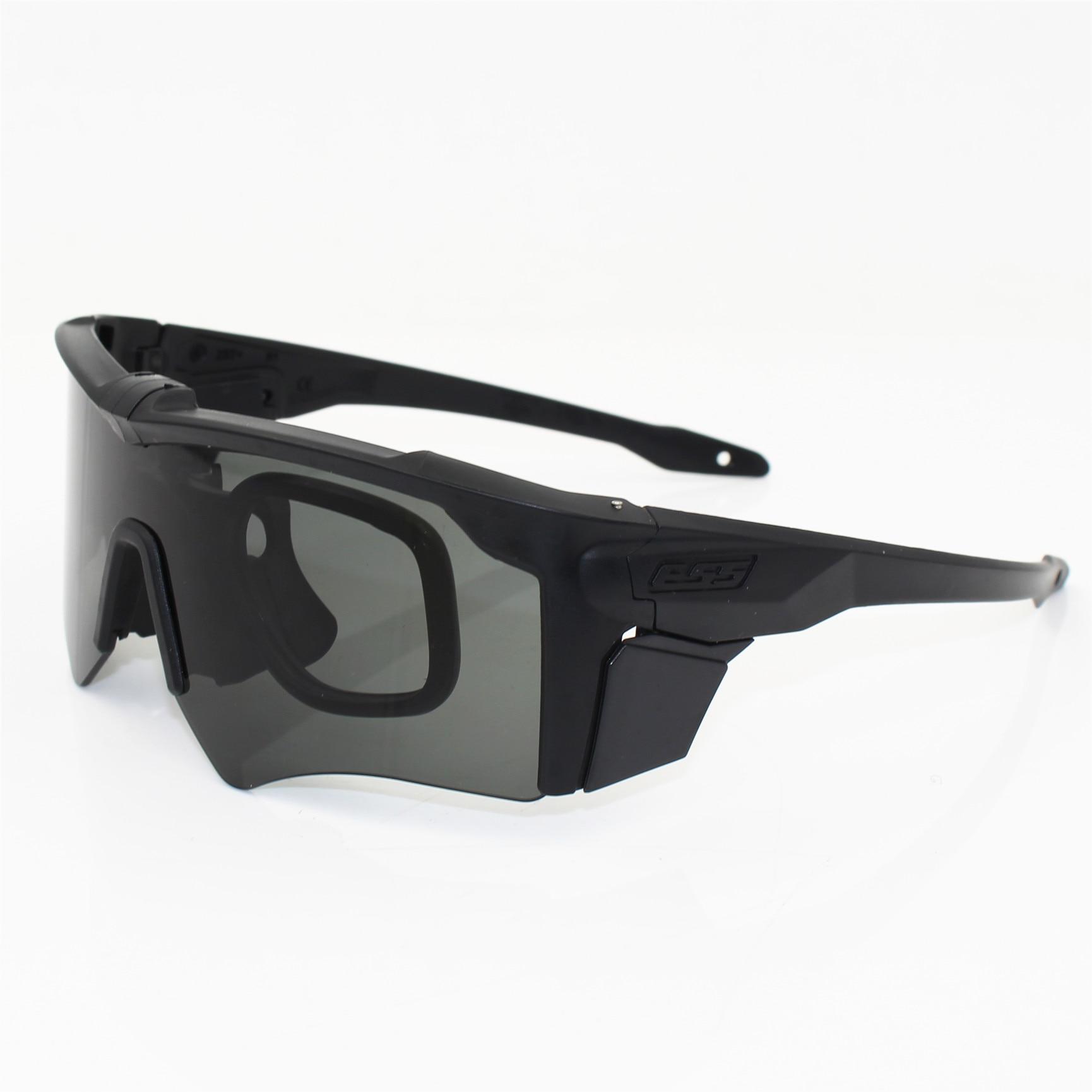 AF military goggles 3 Lens Ballistic Military Sport MenPolarized Sunglasses Army Bullet-proof Eyewear shooting