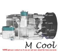 Высокое качество AC компрессор для Hyundai Trajet 2.0 2.7 Santa Fe я 2.0 2.7 97701 38171 9770126300 97701 39181 977013A671 58185
