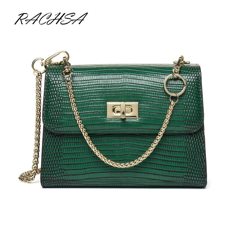 New Leather Shoulder Bag For Women 2018 Luxury Handbags Women Bags Designer Messenger Bags Chain Small Crossbody Bag Bolsas стоимость