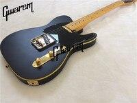 Electric guitar/Gwarem luck star tele guitar/yellow color/guitar in china