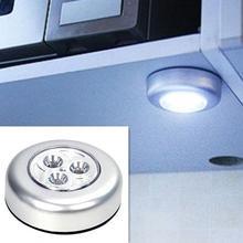 Newly 3Pc LED PIR Body Motion Sensor Activated Wall Light Night Light Induction Lamp Closet Corridor Cabinet led Sensor Light