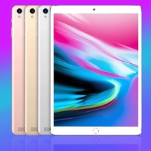 2019 New 10 inch Octa Core Tablet PC Android 8.0 4GB RAM 64GB ROM dual cameras 5.0MP  IPS 1280*800 GPS 3G phone Tablets 10.1