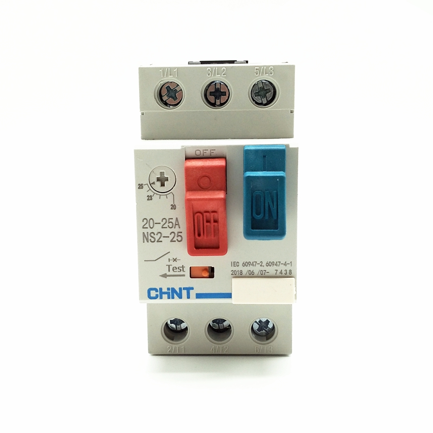 Manual Motor Protector//Starter 18A