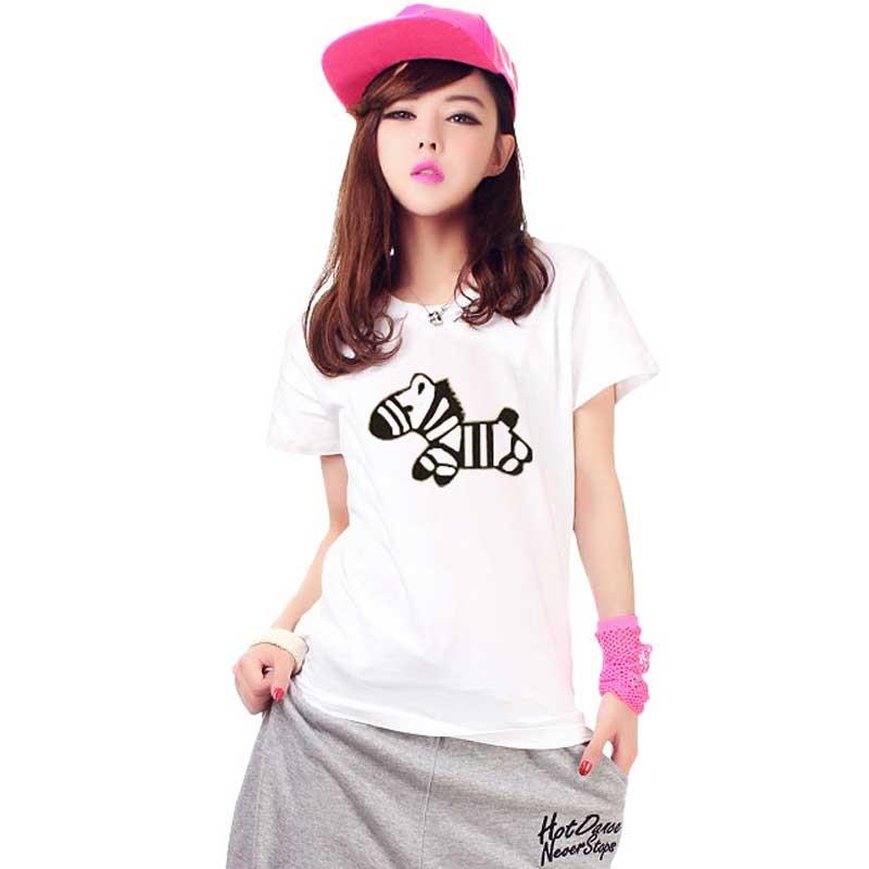 white-black-hip-hop-t-shirt
