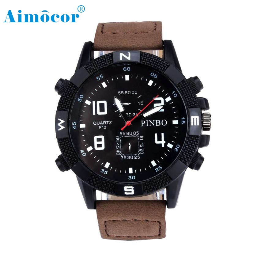 Hot Sales Luxury Men's Canvas strap Large Dial Military Sport Quartz Wrist Business Watch Gift relogio masculino Uhren relojes hot hothot sales colorful boys girls students time electronic digital wrist sport watch free shipping at2 dropshipping li