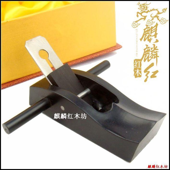 Kylin rosewood crafts wood Tan Tan family of purple ebony miniature woodworking plane pocket font b