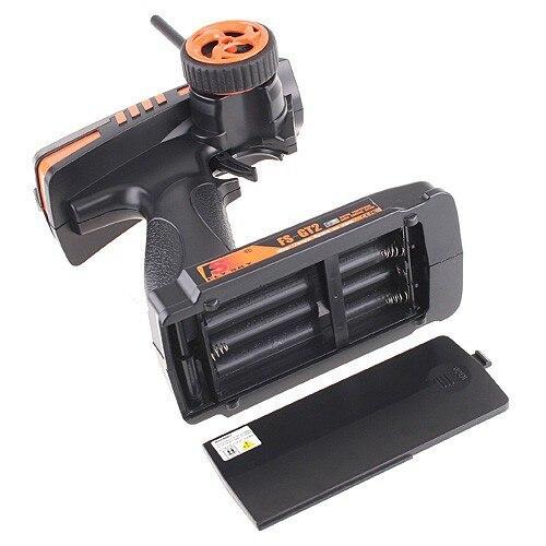 ФОТО Flysky FS RC remote control 2.4G FS-GT2 2CH Radio Model RC Transmitter & Receiver For Rc Car Boat Model GT2