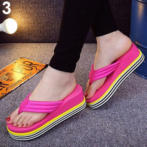 Flip Flops Without Toe Post
