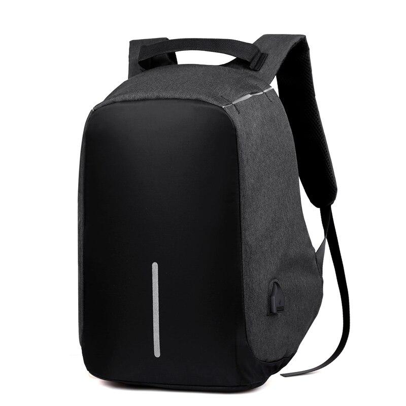 homens anti-ladrão amarte mochilas grande Exterior : Bolso dos Sedimentos