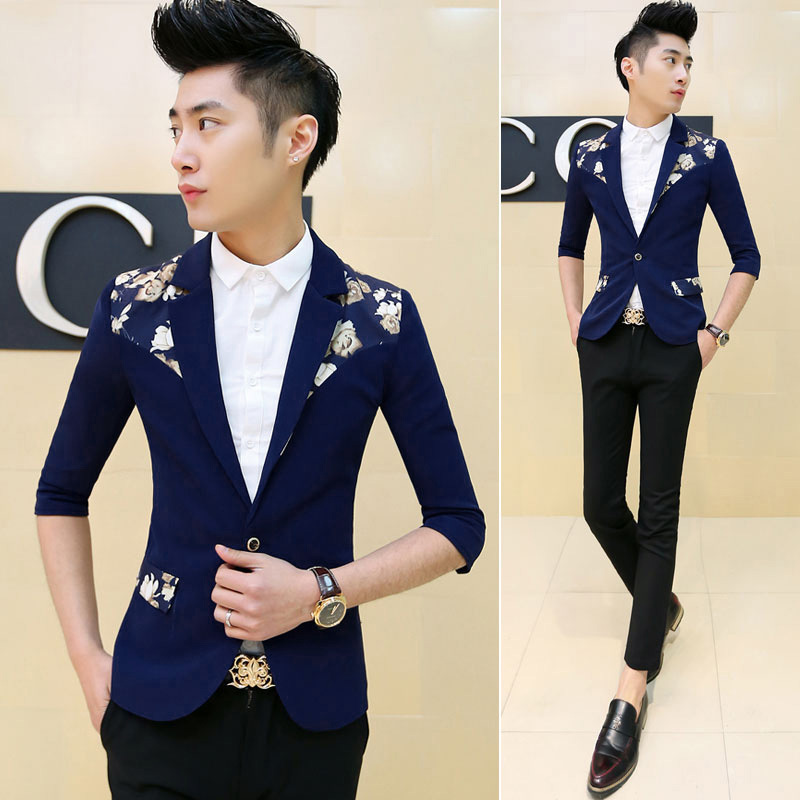 Aliexpress.com : Buy 2015 New Arrival Short Sleeves Prom Suits ...