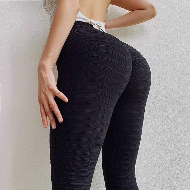 Push Up Women Sexy Yoga Pants Gym Leggings High Waist Sports Pants Workout Running Leggins Fitness Leggings Mujer Yoga Leggings 5